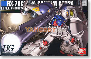 Gundam HGUC 1/144 Model Kit RX-78 GP02A