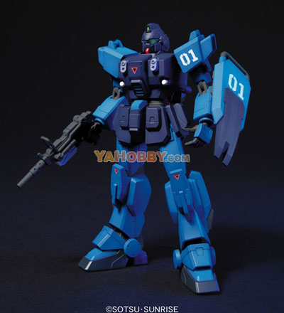 Gundam HGUC 1/144 Model Kit RX-79BD-1 Blue Destiny Unit 1