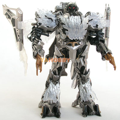 Transformers 2007 Movie Megatron Voyager