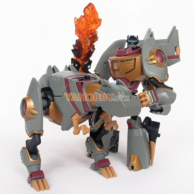 Transformers Animated Voyager Grimlock