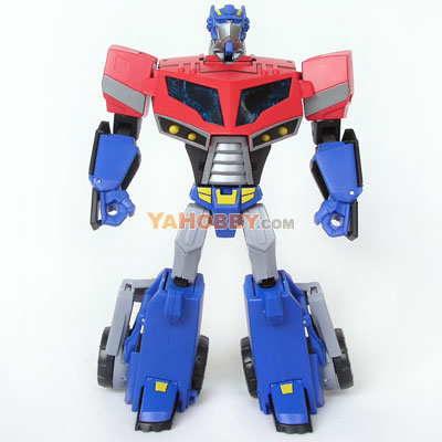Transformers Animated Voyager Optimus Prime