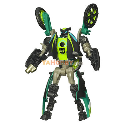Transformers 2009 Movie 2 ROTF Scout Series 02 - Knock Out
