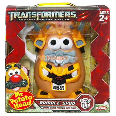 Transformers 2009 Movie 2 ROTF Bumblespud